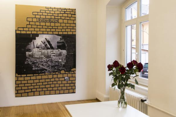 Thomas Hirschhorn_A Ruin is a Ruin_2016_Galerie_Susanna Kulli_2016