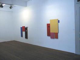 Thom Merrick - Galerie Susanna Kulli - untitled - paintings - 2001 - 4/4