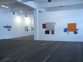 Thom Merrick - Galerie Susanna Kulli - untitled - paintings - 2001 - 1/4