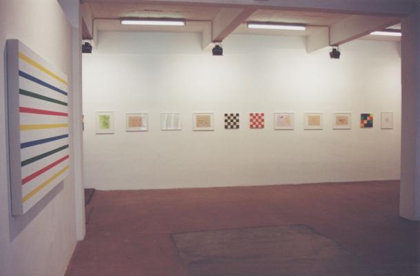 Crotti / Manz - Galerie Susanna Kulli - Neue Arbeiten - installation view - 2000 - 3/3